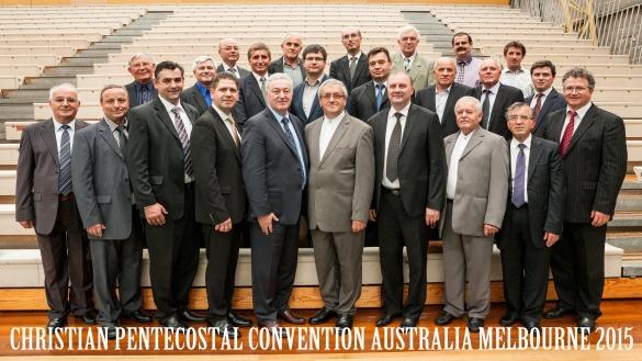 conventia penticostala Australia 2015