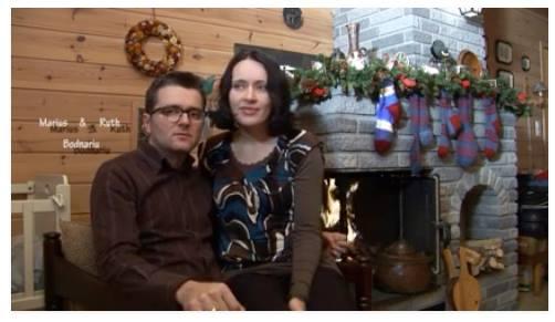 Marius & Ruth Bodnariu decembrie 2015