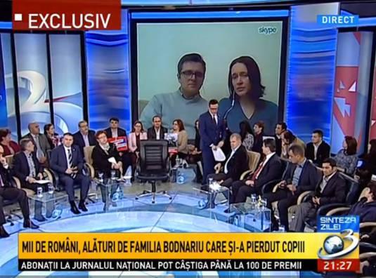Antena 3 Cazul Bodnariu