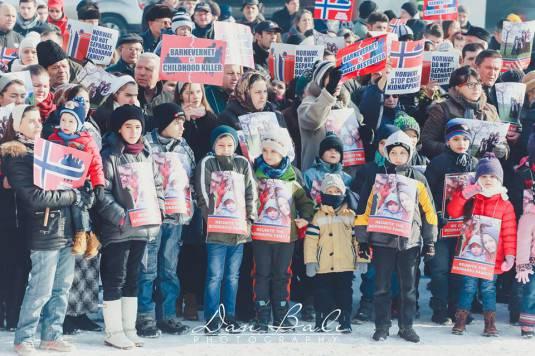 Satu Mare Protest