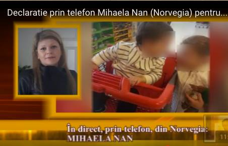Michaela Nan TVR Video Bianca si Dragos Nan