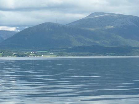 The Beautiful Island Vigra, Norway